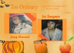 [Drabble] Too Ordinary